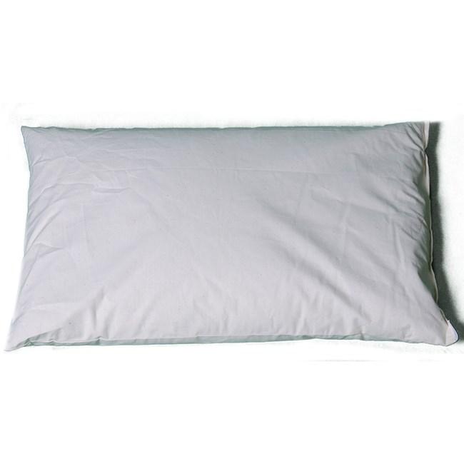 Cuscino letto 70x45 in pula di farro biologica - Cuscini per spalliera letto ...