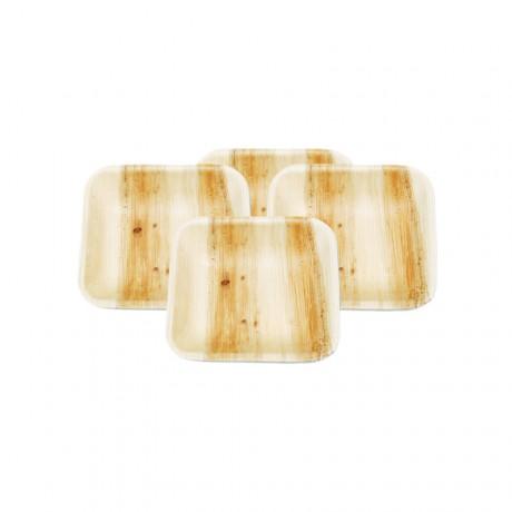 Piatti in foglia di palma 100 naturali for Piani di casa artigiano di 3000 piedi quadrati