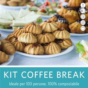 Kit Coffee Break 100 persone