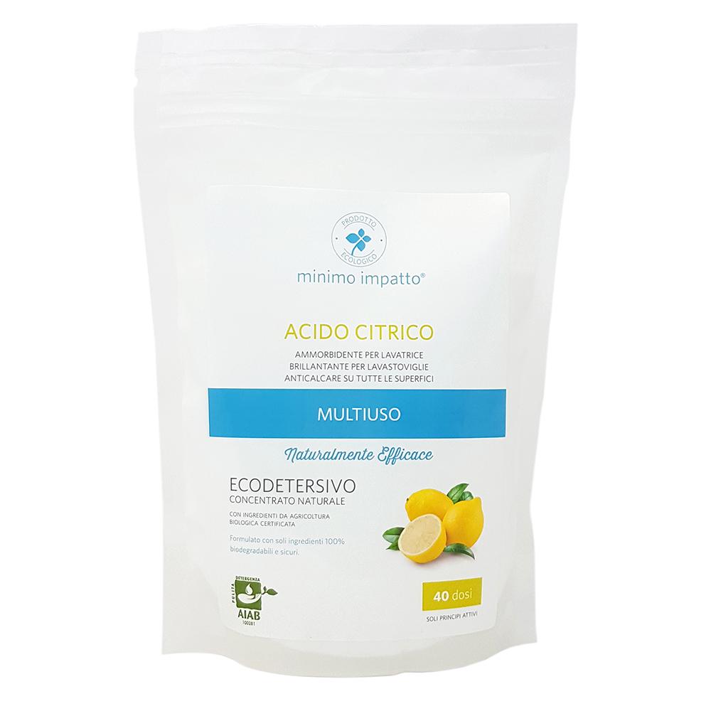 Acido Citrico Dosi Alimentari acido citrico puro detersivi fai da te